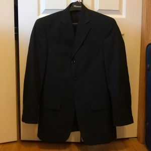 Other - black suit jacket and pants